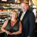 Tamara and Steven Meeks, president of Jackson Belden Chamber