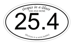 Grapes in a Glass Wine Bar – Canton Ohio